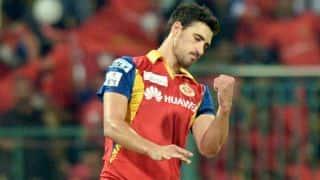Live Cricket Scorecard, IPL 2015: Royal Challengers Bangalore vs Delhi Daredevils, Match 55 at Bangalore