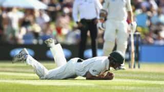 Joe Burns brushing up catching skills ahead of Australia's tour of Sri Lanka 2016