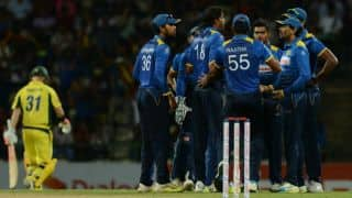 SL vs AUS 2nd T20I: Likely XI for Chandimal and co.