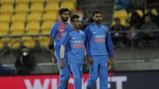 India aim for strong comeback after Wellington hiding