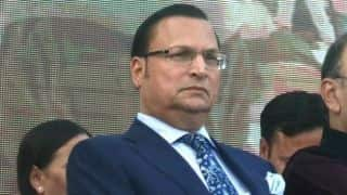Rajat Sharma elected new DDCA President