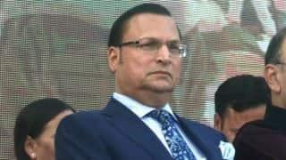 Rajat Sharma elected new DDCA President