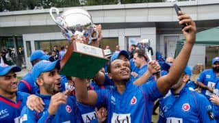 Hong Kong T20 Blitz 2017: Over 11 million views recorded during live streaming