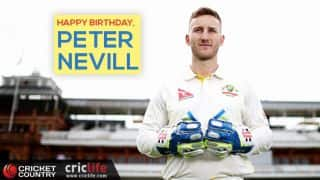 Peter Nevill: 10 things you need to know about Australia's new wicketkeeper