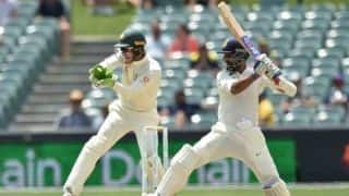 Ajinkya Rahane's statement of intent in Adelaide