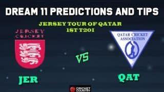 JER vs QAT Dream11 Team Jersey vs Qatar, 3rd T20I, Jersey tour of Qatar 2019 – Cricket Prediction Tips For Today's Match JER vs QAT at Doha
