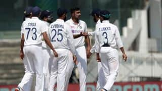 In Pictures, 1st Test: Ravichandran Ashwin Shines as India Fight Back on Day 4