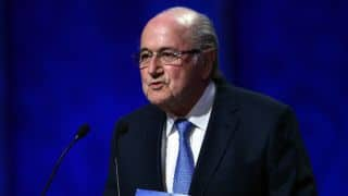Sepp Blatter submits appeal with CAS