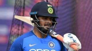 Heightened expectations put Rishabh Pant on sticky wicket