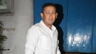 Ajit Agarkar: If players test negative, we can think of allowing use of saliva
