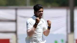 Sourav , Chappell praises Umesh for his stellar performance in Border-Gavaskar Trophy 2016-17