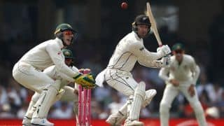 3rd Test: NZ Openers Show Fight After Labuschagne's Maiden Double Ton Gives Hosts Advantage on Day 2