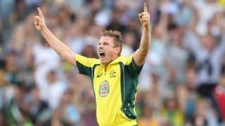 Never given up hope of playing for Australia again: James Faulkner