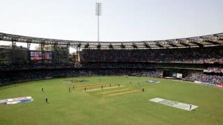 IND vs ENG, 4th Test: MUM to have slow turning track, says MCA groundstaff