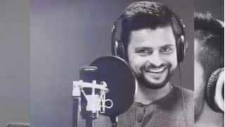 Video: Suresh Raina unveils promo of new music video