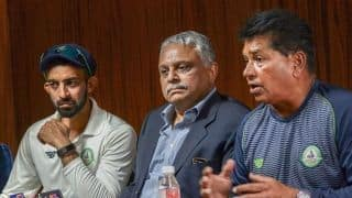 Want to spend time with family, received feelers from others: Chandrakant Pandit to assess future as Vidarbha coach