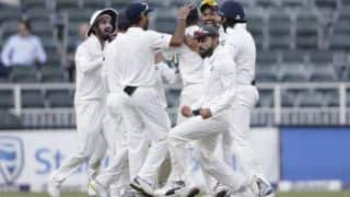 India top end-of-year ICC Test ranking