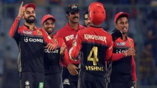 IPL 2018: Royal Challengers Bangalore cement deal with Dura as associate sponsor; ends ties with Kingfisher