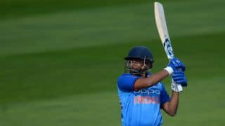 ICC U-19 World Cup final: India skipper Prithvi Shaw falls early in pursuit of 217 vs Australia