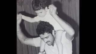 PHOTO: Rare Yuvraj Singh childhood picture with father Yograj Singh