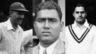 Early Indian hat-tricks in First-Class cricket: 1895-96 to 1934-35