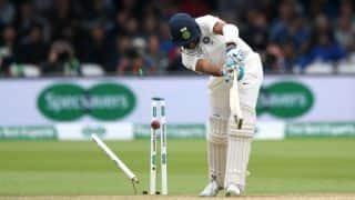 Ranji Final: सौराष्ट्र ने सस्ते में गंवाए 5 विकेट, दूसरे खिताब के करीब विदर्भ