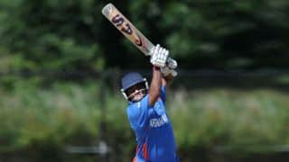 Afghanistan vs Sri Lanka Asia Cup 2014 Match 7: Suranga Lakmal gets rid of Mohammad Shahzad