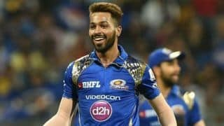 Fit-again Hardik Pandya joins Mumbai Indians training camp ahead of IPL 12