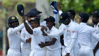 Rangana Herath becomes oldest to take Test hat-trick, wrecks Australia