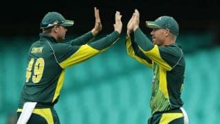 David Warner challenging Steven Smith for Australia's captaincy role?