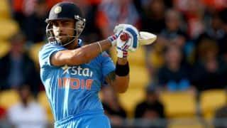 Asia Cup 2014 India vs Bangladesh: Virat Kohli-Ajinkya Rahane's stand deflating Bangladesh; 180/2 in 34 overs