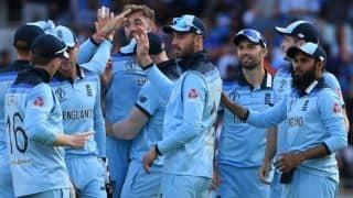 England flourish on India's rare off day