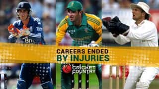 Craig Kieswetter, Mark Boucher and other cricketers to suffer career-ending injuries