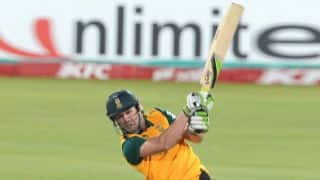 ICC World Cup 2015: South Africa announce preliminary squad