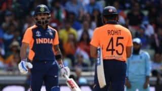 Cricket World Cup 2019: Basit Ali criticises Indian batsmen as Pakistan's semifinal hopes left in limbo