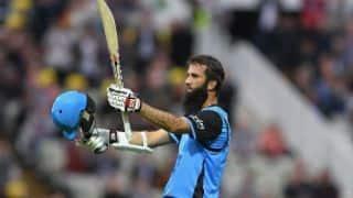 इंग्लैंड टीम से बाहर होते ही मोइन अली ने जड़ दिया 56 गेंद पर शतक