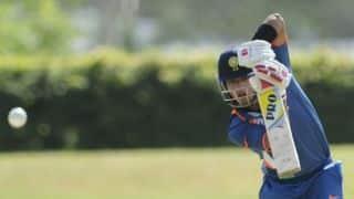 Birthday boy Prashant Chopra slams 300 in Ranji Trophy 2017-18