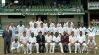 Curtly Ambrose, Courtney Walsh ruin South Africa's comeback party