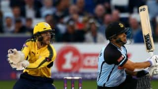 Ross Taylor's T20 stint with Sussex cut short