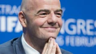 FIFA president Gianni Infantino set to visit Uruguay in March