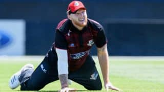 Ben Stokes hopeful of 'clearing his name' after being charged with affray