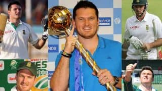 Graeme Smith: The kid who made his team come first