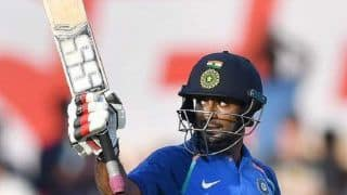 Rayudu was told to apply himself and he did exactly that: Shastri