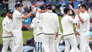 New Zealand vs Sri Lanka 2015-16, Live Cricket Score, 1st Test at Dunedin, Day 3