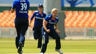 ICC Women's World Cup 2017: Tammy Beaumont named player of the tournament