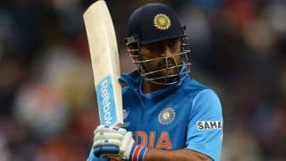 India need MS Dhoni across formats, but with a lesser workload