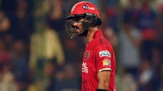 IPL 2017: 'Batting, bowling, fielding; everything was pretty average', says Maxwell