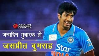 Indian fast bowler Jasprit Bumrah turns 24, read some interesting facts about the young lad