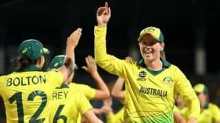 लगातार पांचवें महिला वर्ल्ड टी20 फाइनल में पहुंची ऑस्ट्रेलिया