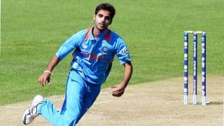 Bhuvneshwar Kumar bowls joint-cheapest 4-over spell for India during Asia Cup T20 2016